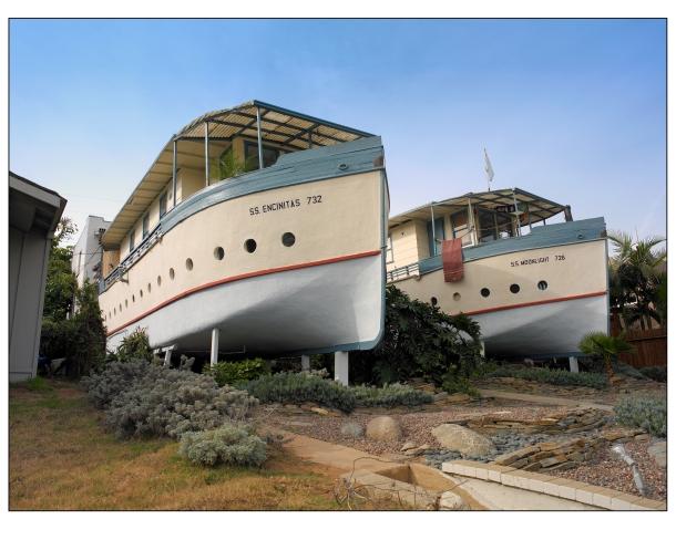 Boats Print F